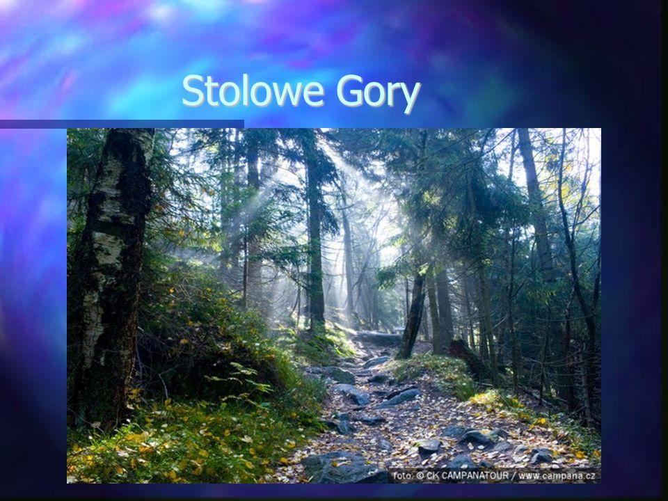 Stolowe Gory