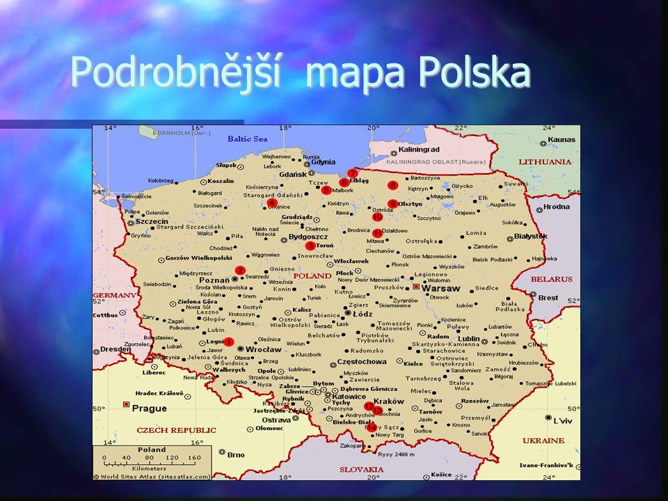 POVRCH  většinu Polska tvoří monotónní krajina nížin a plošin krajina nížin a plošin  nížiny a plošiny: - Pobaltská nížina - Pomořanská jezerní plošina - Pomořanská jezerní plošina - Mazurská jezerní plošina - Mazurská jezerní plošina - Velkopolská nížina - Velkopolská nížina - Slezská nížina - Slezská nížina  Pahorkatiny a vrchoviny: - Lublinská pahorkatina - Malopolská vrchovina - Malopolská vrchovina - Tatry - Tatry