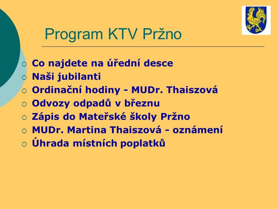 Obědy na duben Výběr stravného proběhne 19.3. 2008 od 6.30 – 15.00 hod.