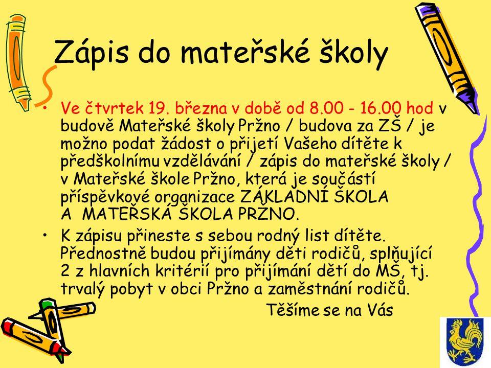 Svoz odpadů v březnu  Sklo - v pátek 13.3.2009  Plasty - ve čtvrtek 5.