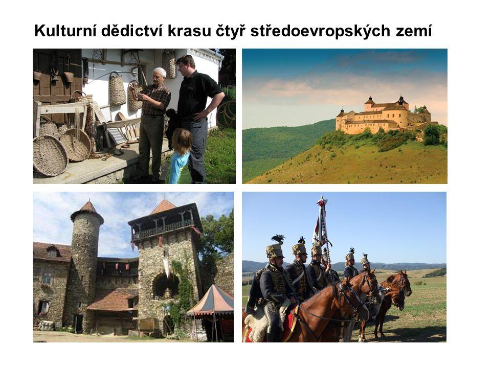 Kulturní dědictví krasu čtyř středoevropských zemí