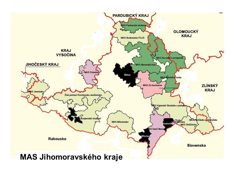 MAS Jihomoravského kraje