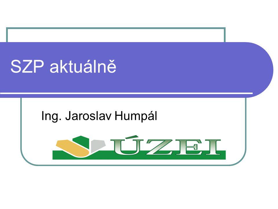 2 Osnova presentace  Kontrola zdraví SZP a dopady do českého zemědělství  Rozbor přímých plateb – vyjednané kvóty a skutečnost  Budoucí a spravedlivá SZP  Finanční krize a ceny.