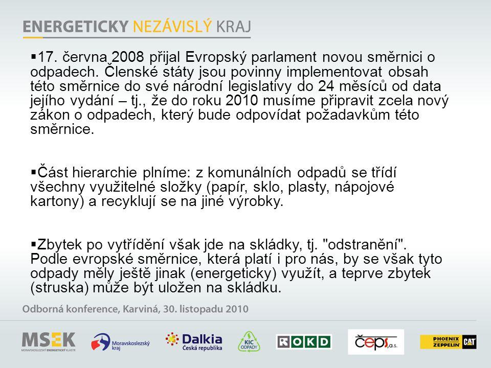 """Doporučená lokalita dle studie proveditelnosti Město KARVINÁ, lokalita Barbora (""""brownfield ) území potřebné pro KIC: cca 100 000 m2"""