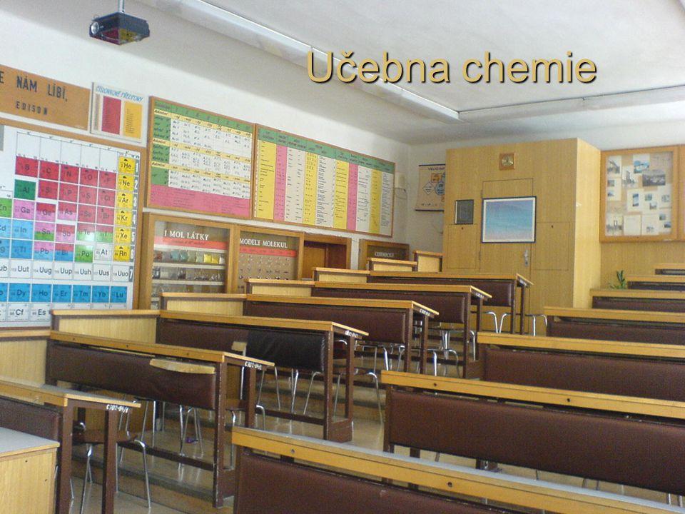 Učebna chemie