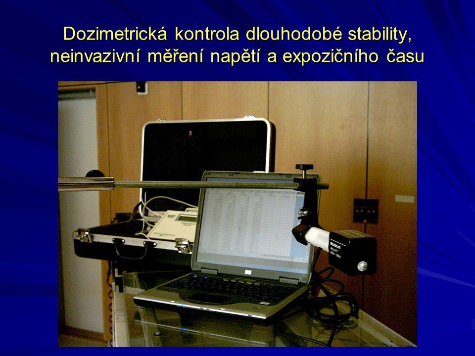 Radiologický asistent Provádí expozici pacientů pouze pod odpovědností lékaře.