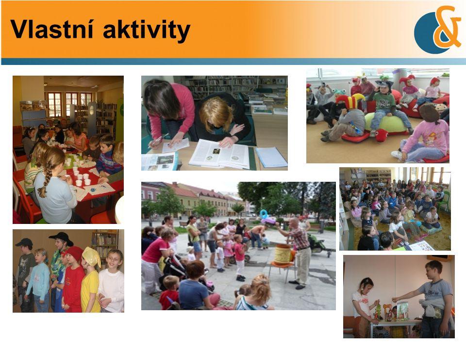 Vlastní aktivity