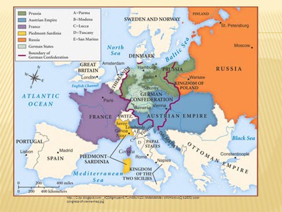  ruský car Alexandr I., rakouský císař František I., a pruský král Fridrich Vilém III.