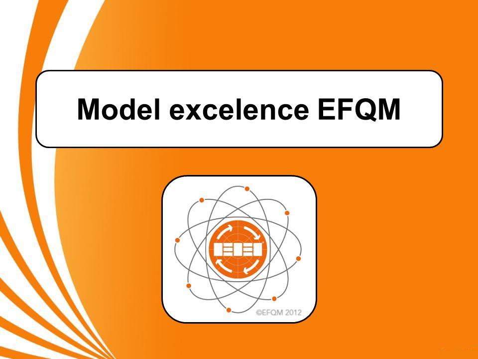 Model excelence EFQM