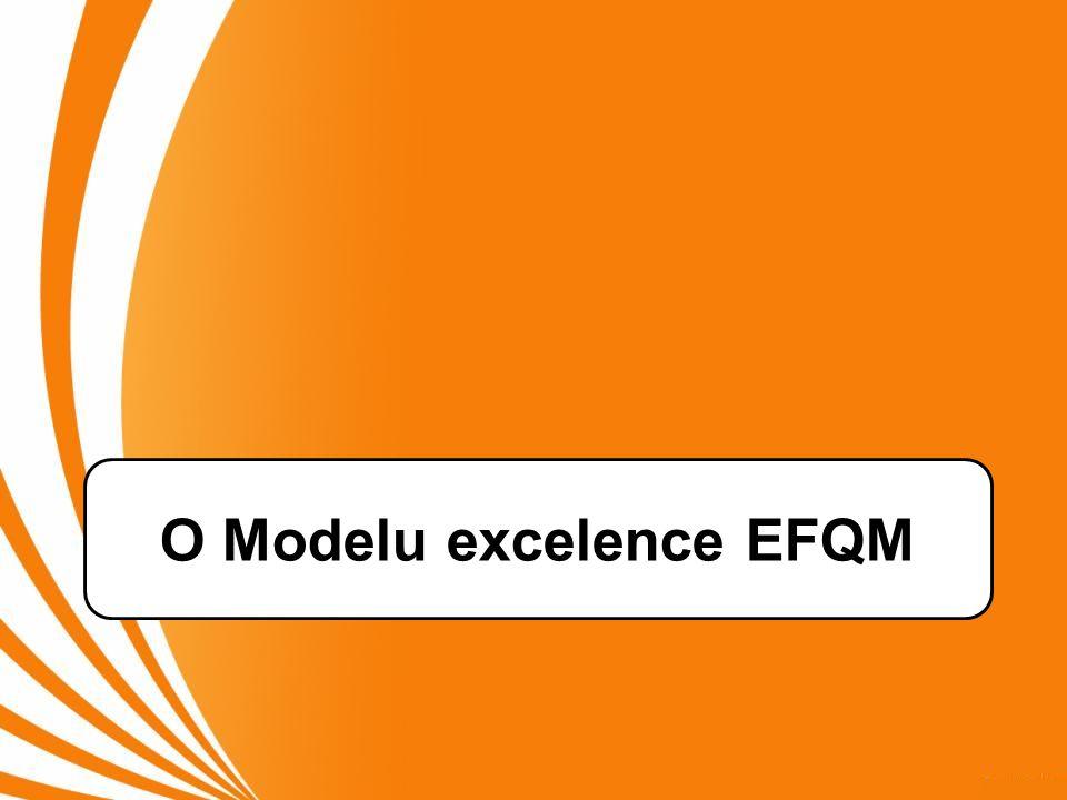 O Modelu excelence EFQM
