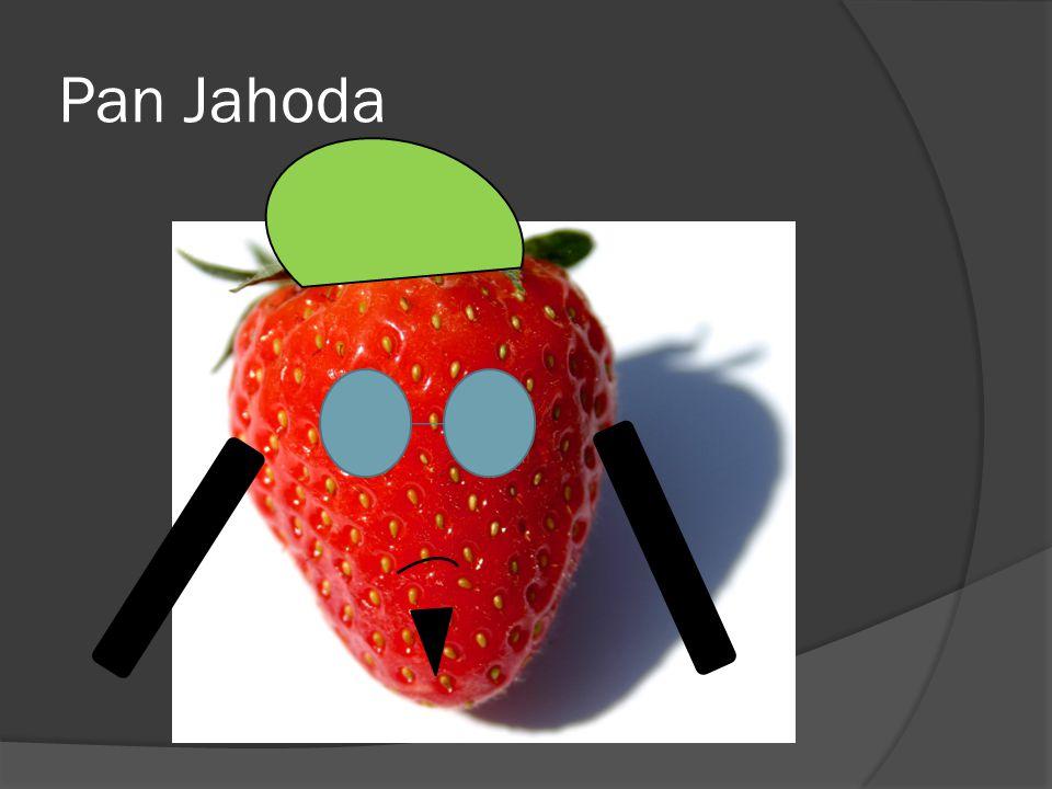 Pan Jahoda