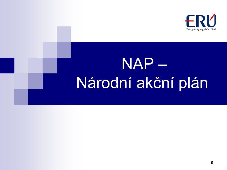 NAP – Národní akční plán 9