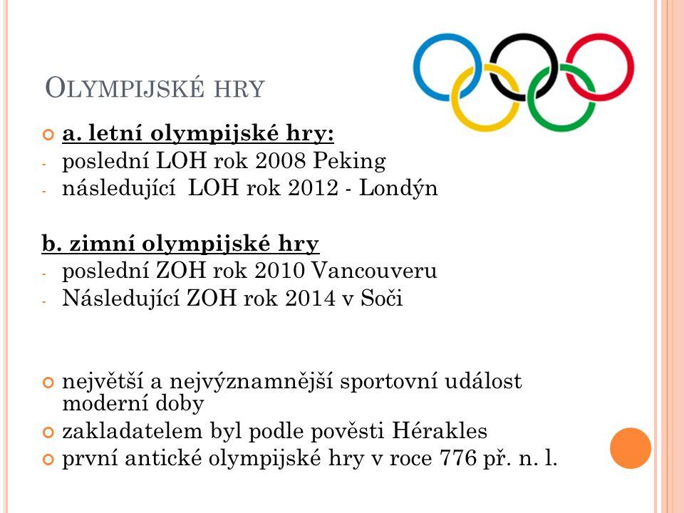 M ISTROVSTVÍ SVĚTA V LEDNÍM HOKEJI soutěž reprezentačních mužstev členských zemí IIHF (mezinárodní hokejová federace)IIHF od 1924 bylo MS v ledním hokeji součástí ZOH, od 1972 se hraje odděleně od ZOH ČSR a ČR má dohromady 12 titulů http://www.youtube.com/watch?v=1nha1fWS6fw &feature=related