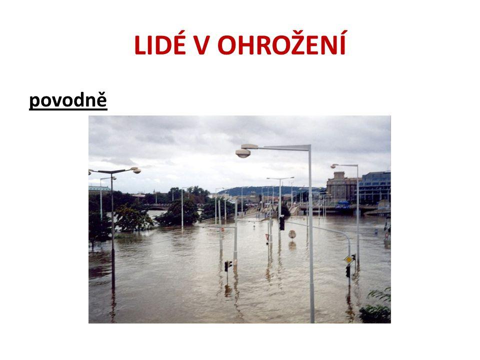 LIDÉ V OHROŽENÍ III.