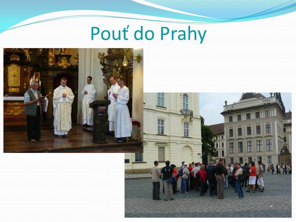 Pouť do Prahy