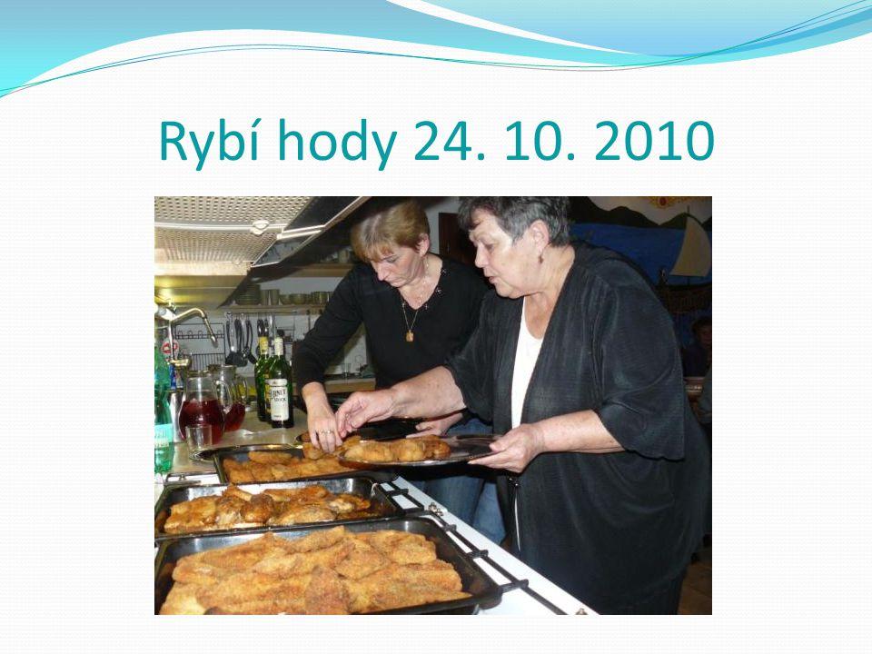 Rybí hody 24. 10. 2010