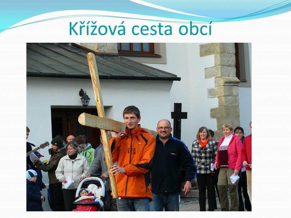 Křížová cesta obcí