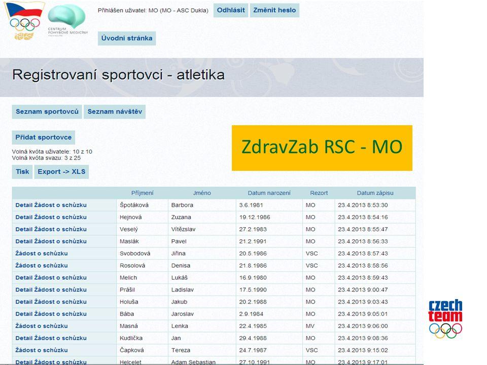 ZdravZab RSC - MO