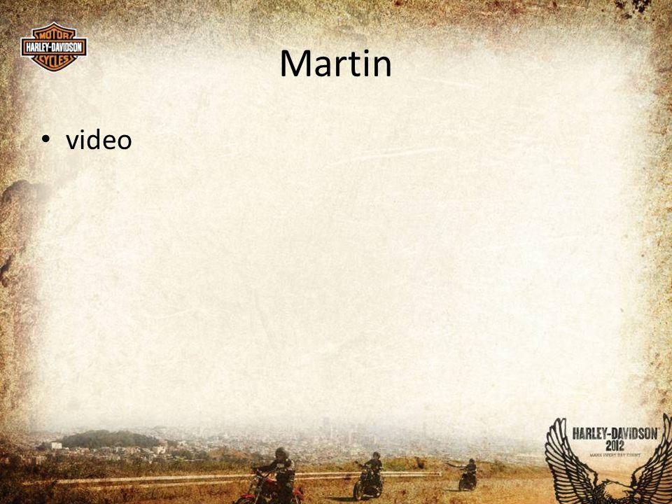 Martin • video