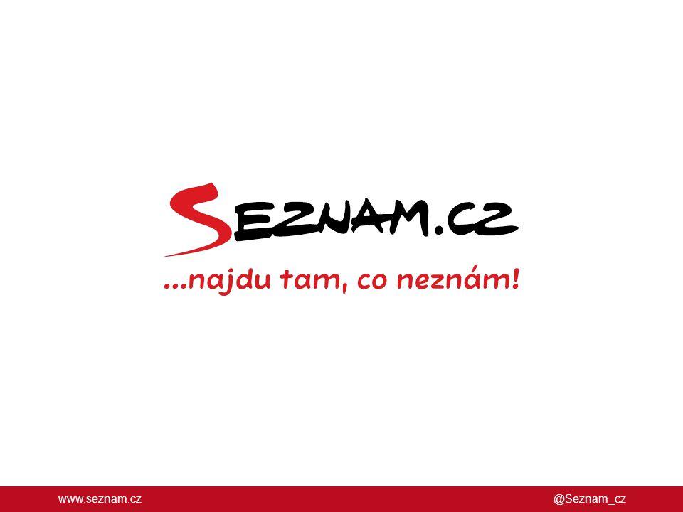 www.seznam.cz @Seznam_cz