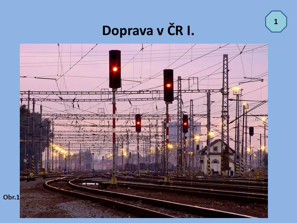 Doprava v ČR I. Obr.1 1