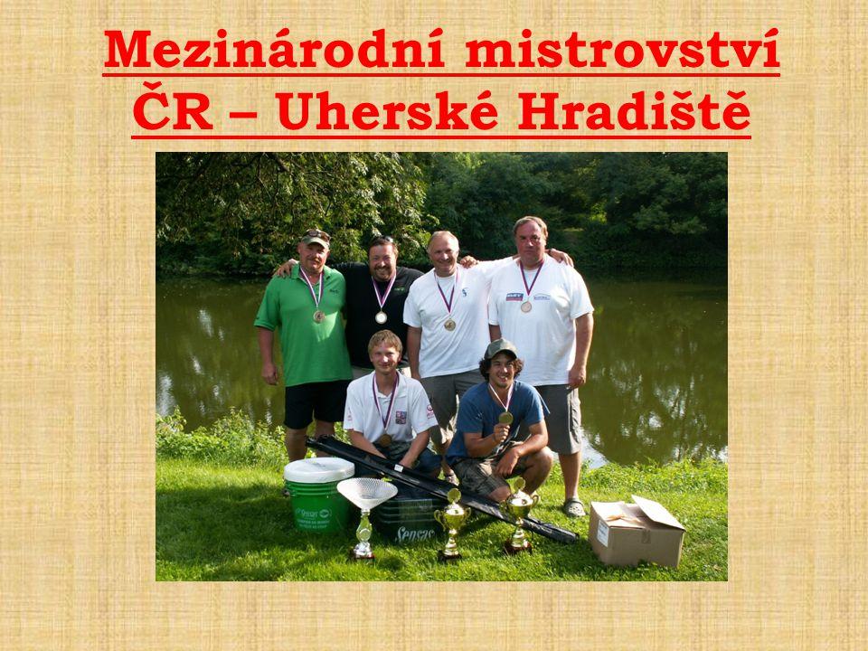 Mezinárodní mistrovství ČR – Uherské Hradiště
