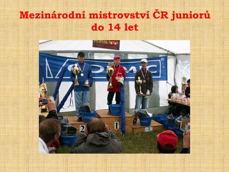 Mezinárodní mistrovství ČR juniorů do 14 let