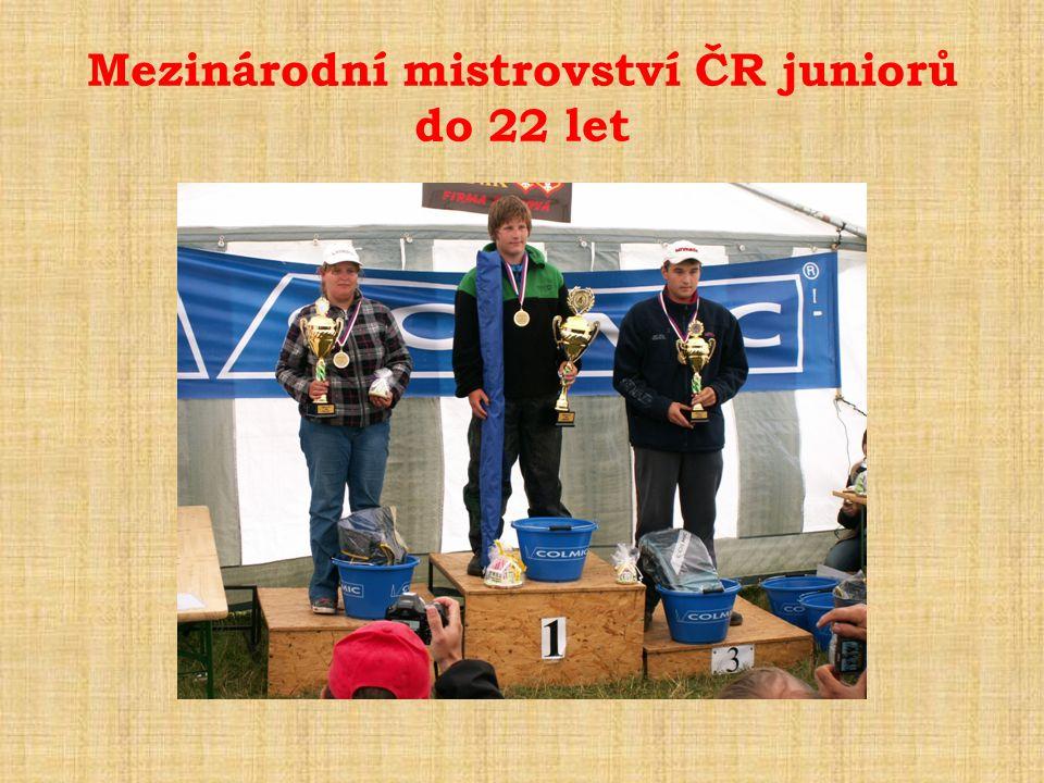 Mezinárodní mistrovství ČR juniorů do 22 let