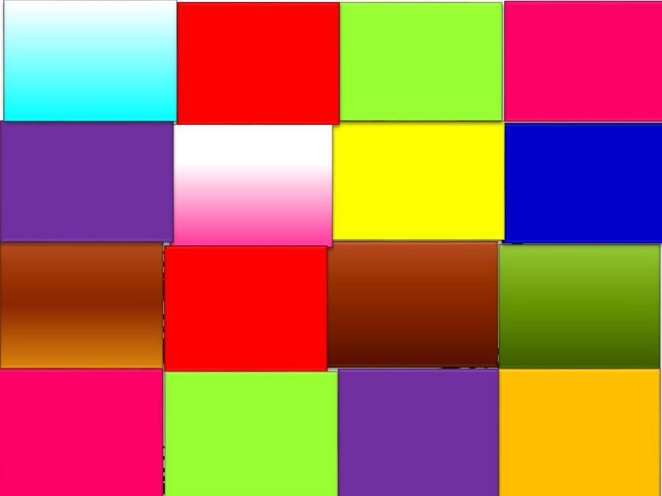 Hádej! Co je ukryto za barevnými čtverci?