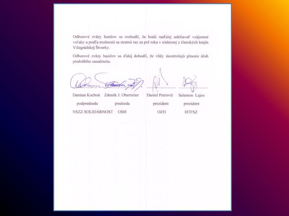 Předseda OSH dnes předal JUDr.
