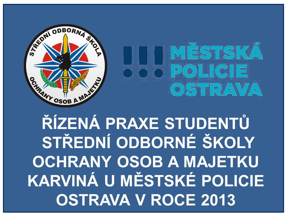 • Rok 2012 - navázání spolupráce - 1.ročník řízené praxe • Rok 2013 - pokračování spolupráce - 2.