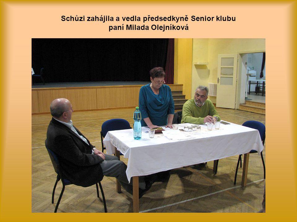 Výroční členská schůze Senior klubu Brno-Bosonohy v Orlovně 11. ledna 2014 s programem * zhodnocení činnosti za rok 2013 * plán činnosti na rok 2014 *