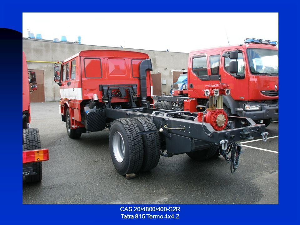 Bylo provedeno zaškolení obsluhy podvozku a nástavby vozidla.