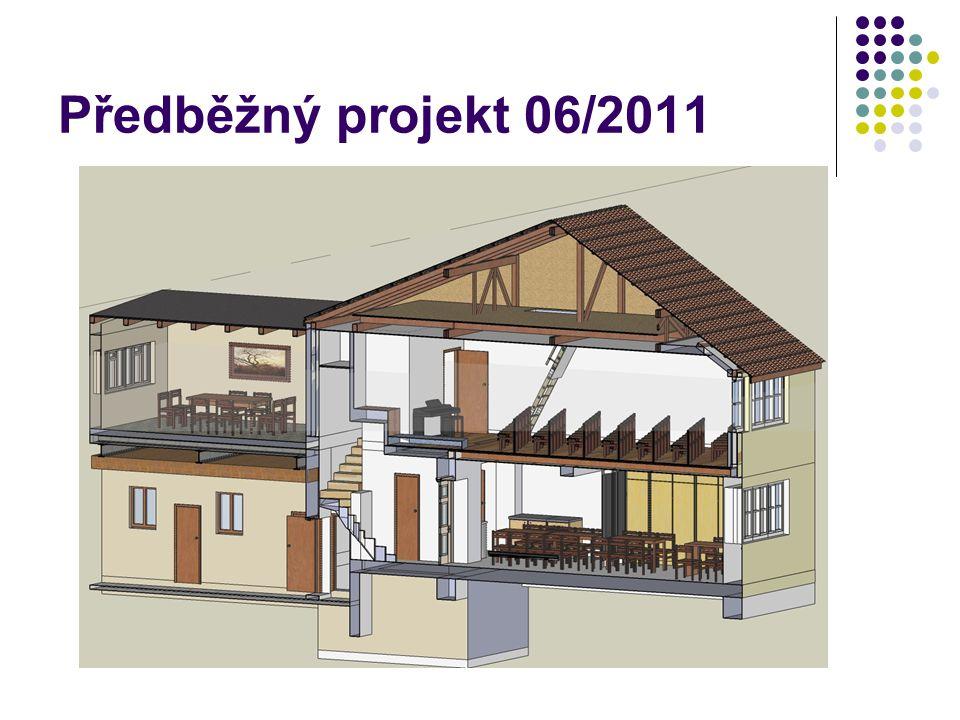 Předběžný projekt 06/2011