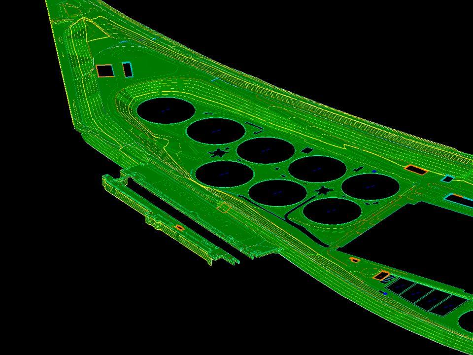 Digitální Model Terénu (DMT)  Úroveň podrobnosti map měřítka 1 : 5 000  Vytvořen v r.