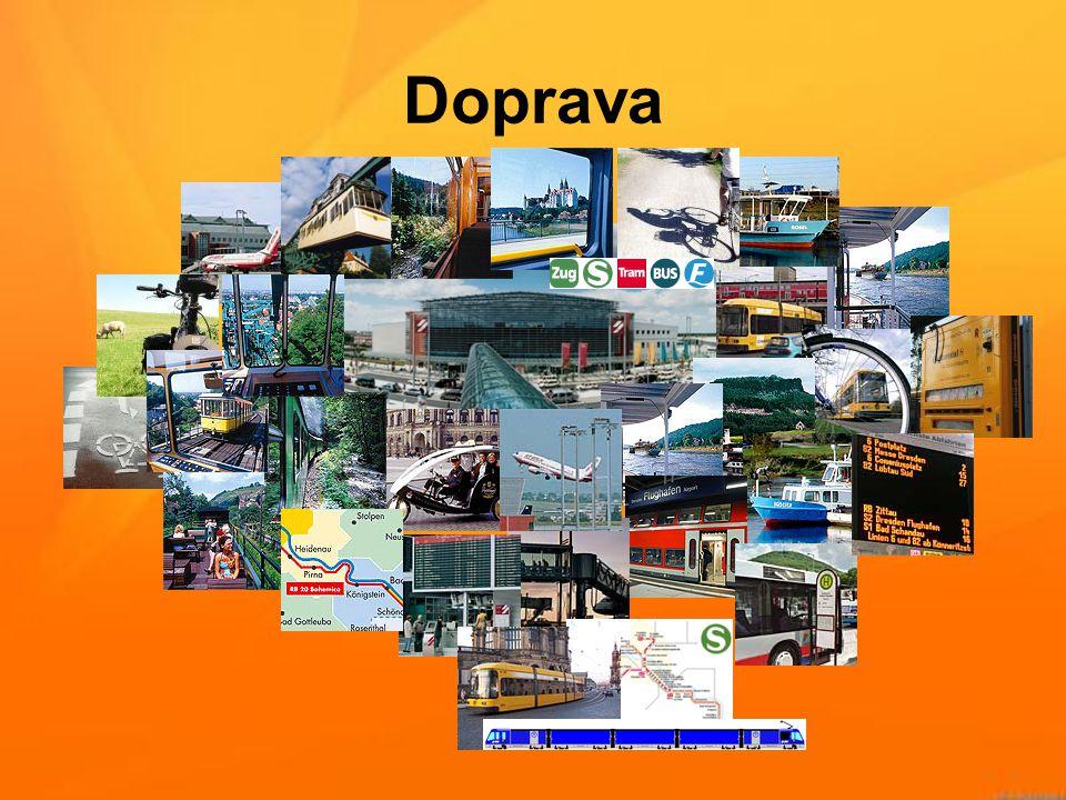 Témata prezentace •Dopravní muzeum Dresden •DVB dopravní podnik •Letiště Drážďany •Stavba mostu Waldschlösschenbrücke •Turistická atrakce •Tak jsme to vyzkoušeli •Závěr