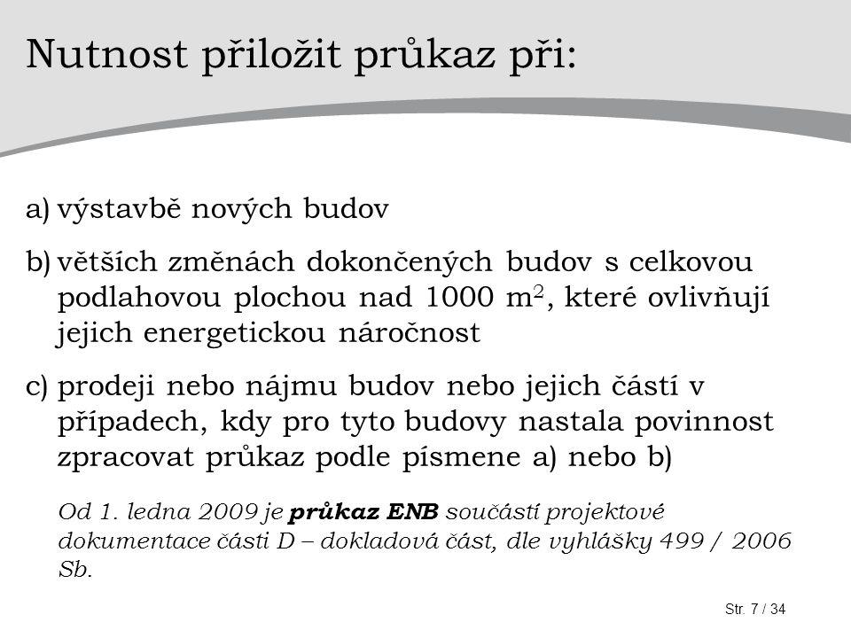 Ověření podkladu po havárii Str. 28 / 34