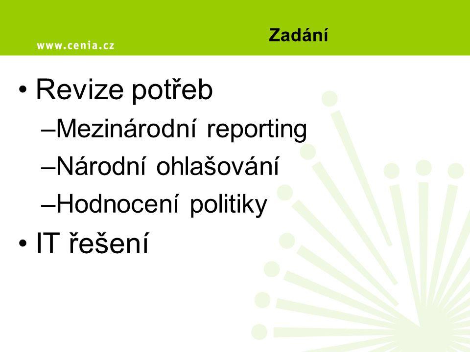 CENIA, Czech Environmental Information Agency Kodanska 10 100 10 Prague 10 Czech Republic Phone: +420 267 225 226 Fax: +420 271 742 306 E-mail: info@cenia.cz Děkuji za pozornost