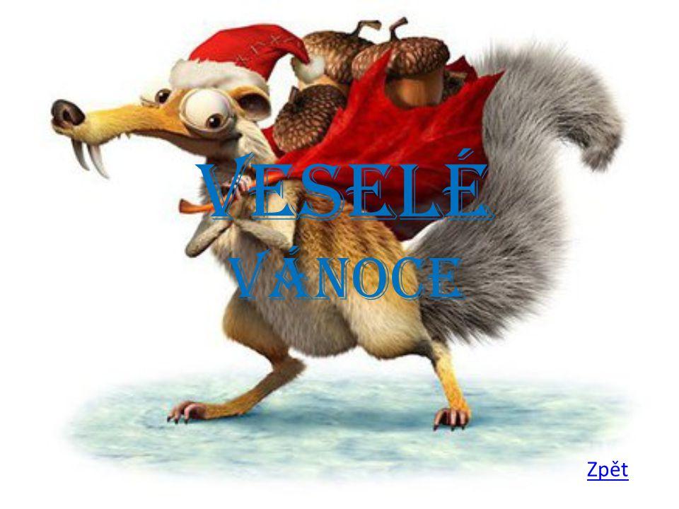 Zpět Veselé Vánoce