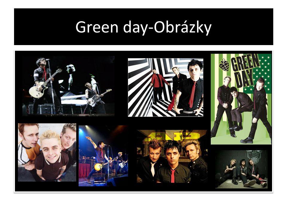 Green day-Obrázky