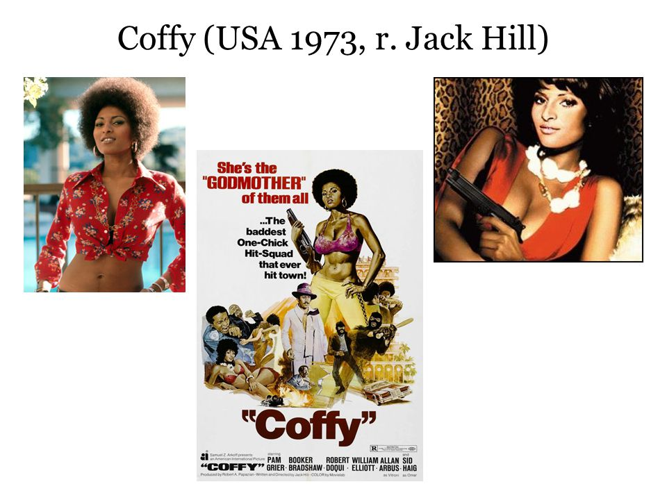 Coffy (USA 1973, r. Jack Hill)