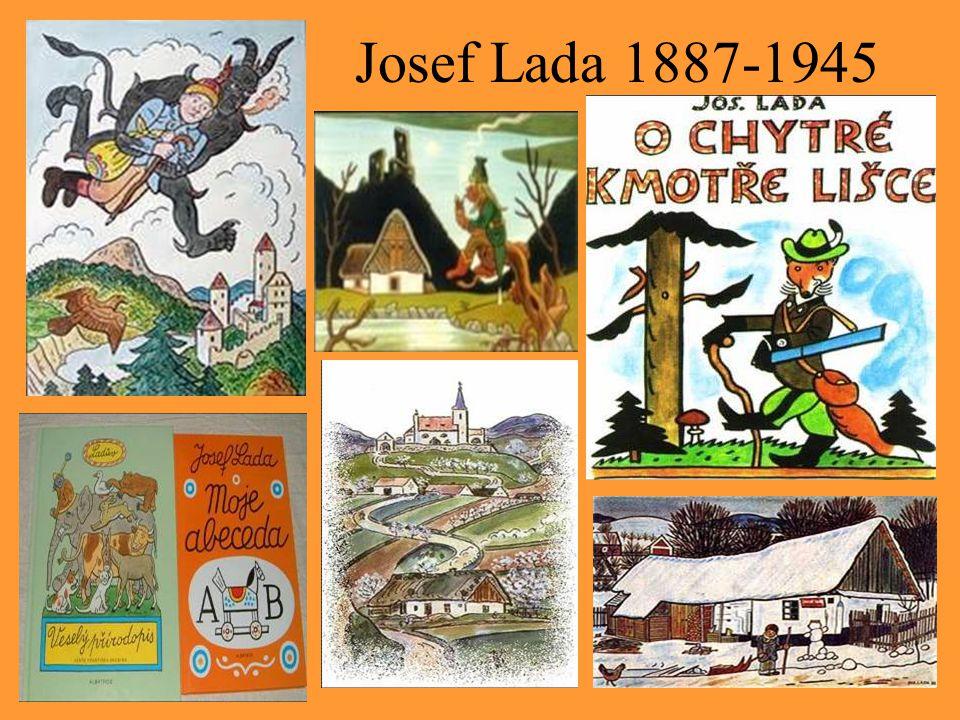 Josef Lada 1887-1945