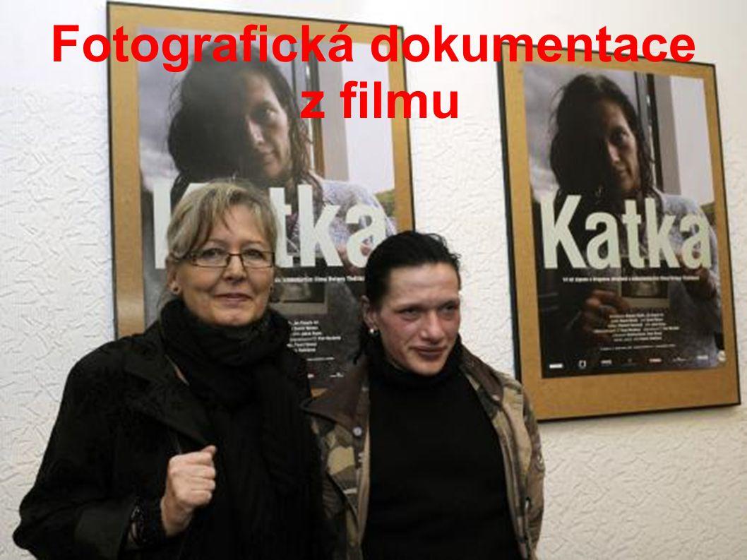 Fotografická dokumentace z filmu