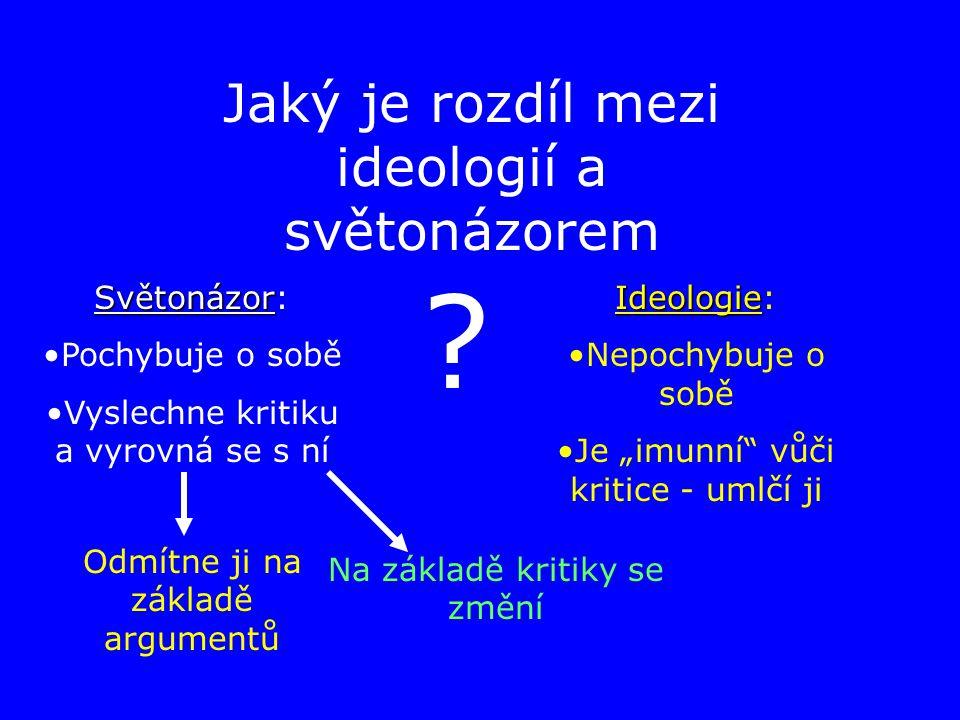Propaganda Aktivita •Ve dvojicích prodiskutujte různé způsoby, jimiž by mohla vláda vymývat mozky obyvatelstva.