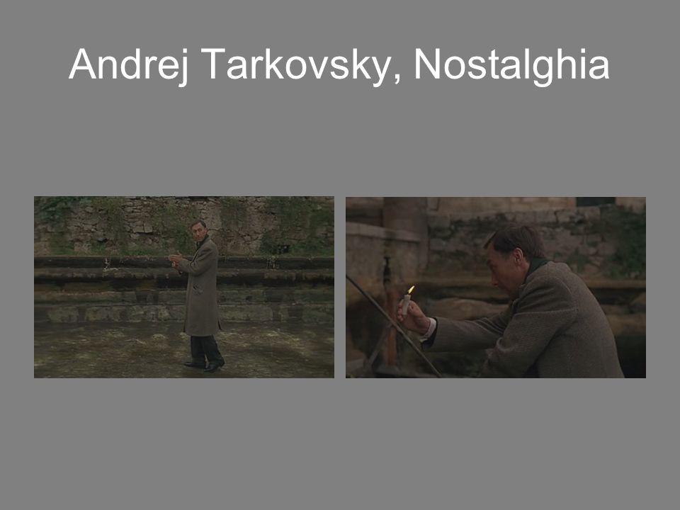 Andrej Tarkovsky, Nostalghia