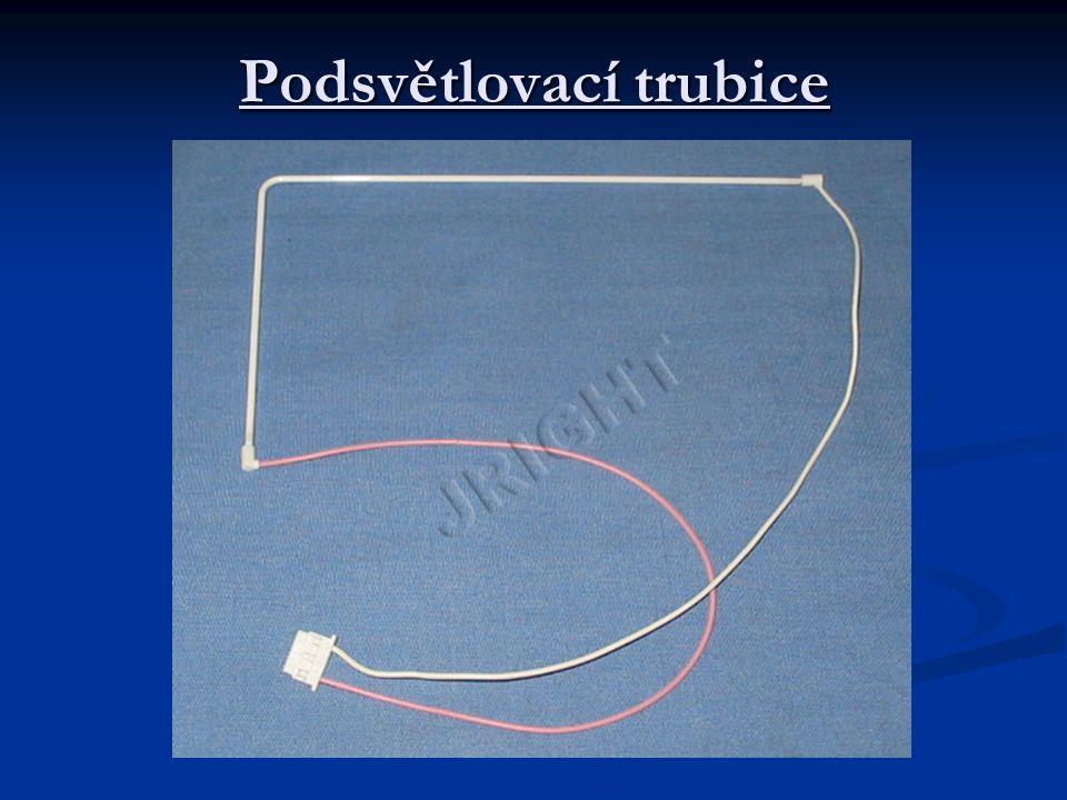 TFT (Thin Film Tranzistor) Pro zajímavost si spočítejme kolik tranzistorů má 17 resp.