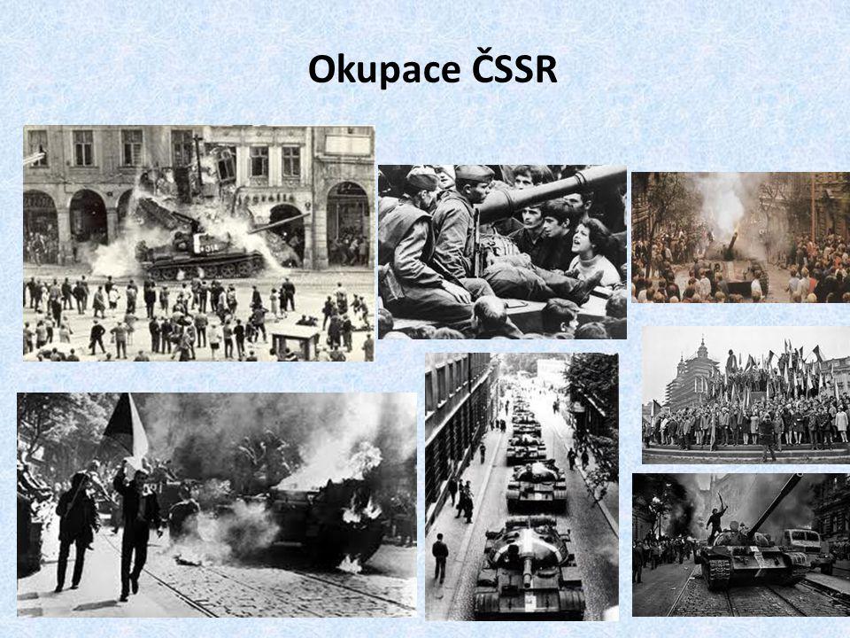 Okupace ČSSR