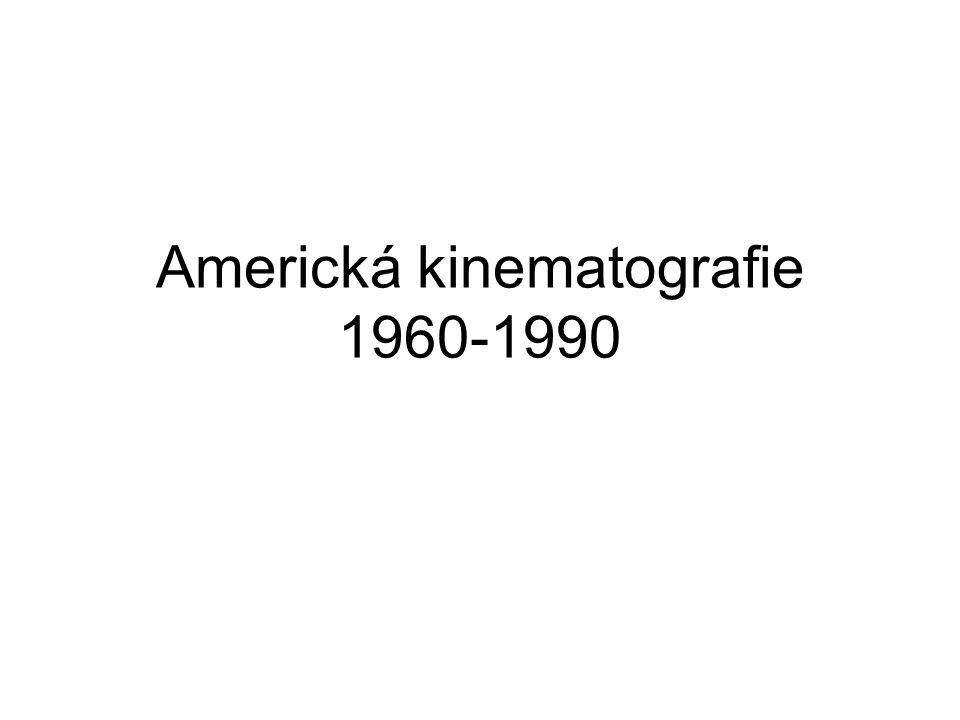 Americká kinematografie 1960-1990