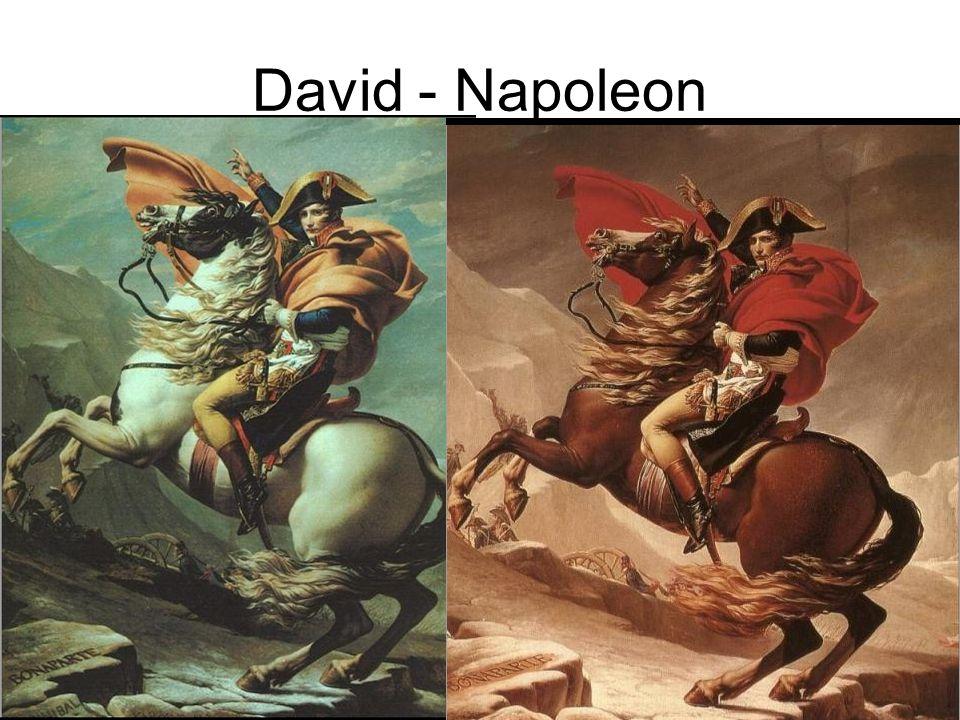 David - Napoleon