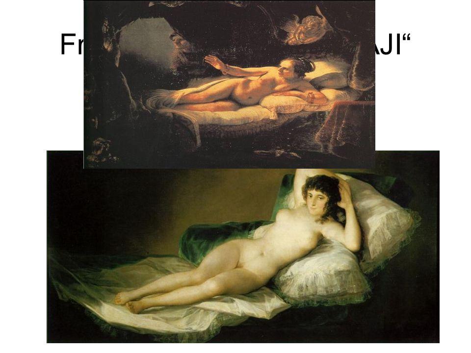 "Fracesco de Goya – ""MÁJI"